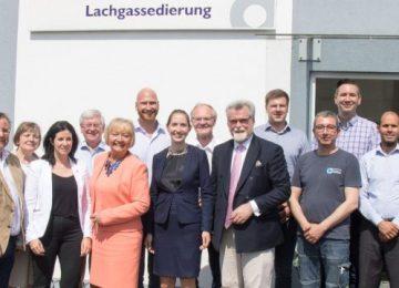 FDP Landtagsfraktion zu Besuch bei Baldus Medizintechnik GmbH